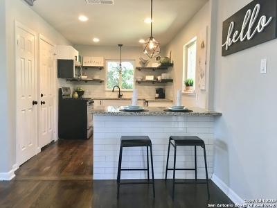 San Antonio Single Family Home New: 118 Emporia Blvd
