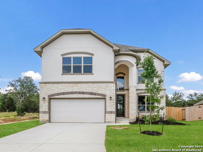 Bulverde Single Family Home Price Change: 31857 Acacia Vista