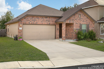 San Antonio Single Family Home New: 10326 Abilene Stage