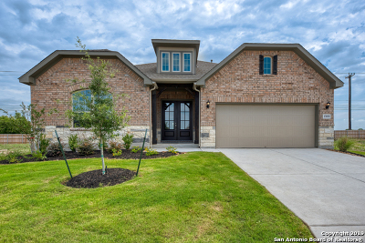 San Antonio Single Family Home New: 13850 Chester Knoll