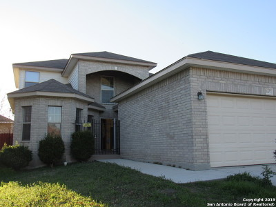 San Antonio Single Family Home New: 6727 Old Theater Rd