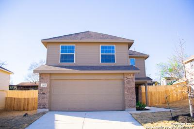 Rental For Rent: 8615 Tesoro Hills