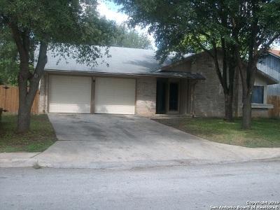 San Antonio Single Family Home New: 9455 Points Edge