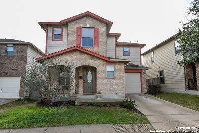San Antonio Single Family Home New: 4934 Corian Springs Dr
