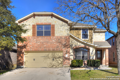 Boerne Single Family Home Active Option: 212 Lone Star