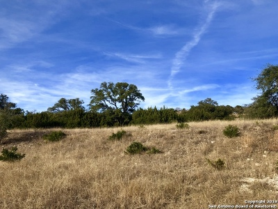 Boerne Residential Lots & Land For Sale: Lot 19 Estancia Ln