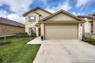 Boerne Single Family Home New: 116 Jolie Circle