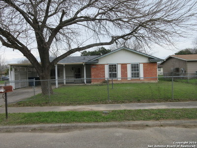 San Antonio Single Family Home New: 7055 Centergrove Dr