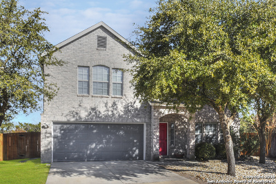 Helotes Single Family Home Active Option: 9743 Magic Cedar