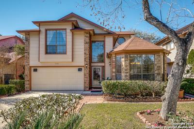 San Antonio Single Family Home New: 3331 Green Spring