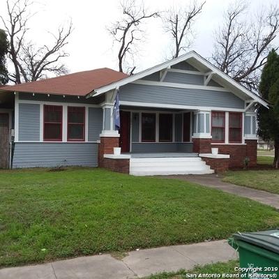 San Antonio Single Family Home New: 102 Harding Pl