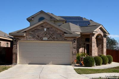 San Antonio Single Family Home New: 7062 Port Bay
