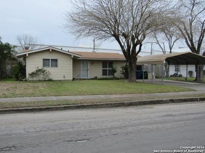 San Antonio Single Family Home New: 5026 Village Row