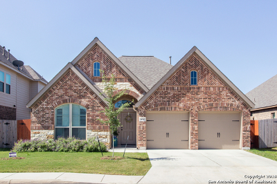 San Antonio Single Family Home New: 14510 Clydesdale Trail