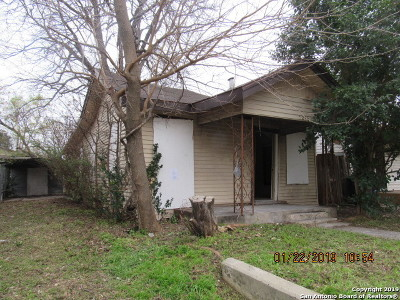 San Antonio Single Family Home New: 2226 W Poplar