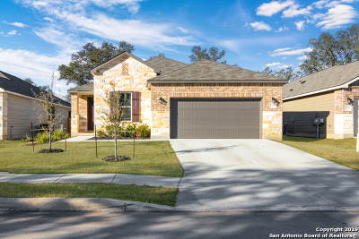 San Antonio Single Family Home New: 15315 Kellyfield Bay