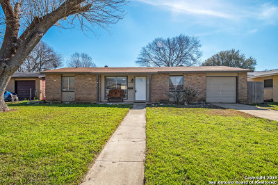 Schertz Single Family Home New: 1028 Valley Forge Dr