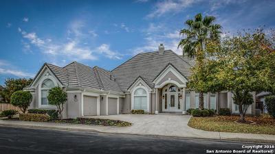 San Antonio TX Single Family Home New: $628,500