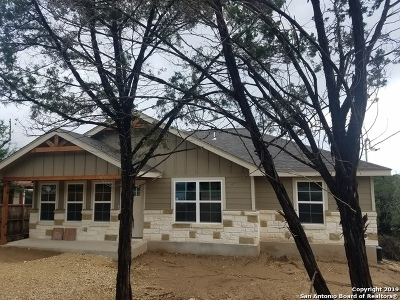 Canyon Lake Single Family Home Back on Market: 2132 Grandview Forest