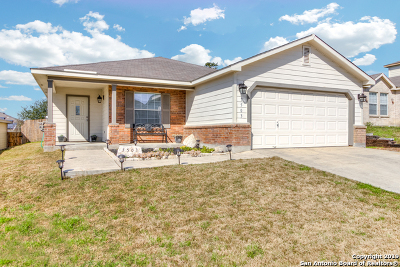 Single Family Home New: 3503 Longhorn Creek