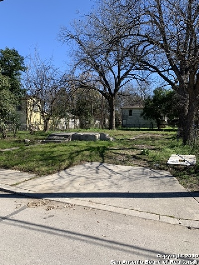 San Antonio Residential Lots & Land New: 212 S Polaris St