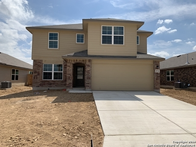 San Antonio Single Family Home For Sale: 8918 Taylor Grove