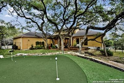 Single Family Home For Sale: 18319 Emerald Oaks Dr