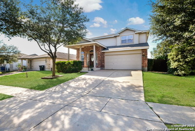 Single Family Home Price Change: 2460 Medina Dr