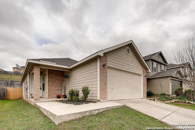 Single Family Home New: 24226 Waterwell Oaks