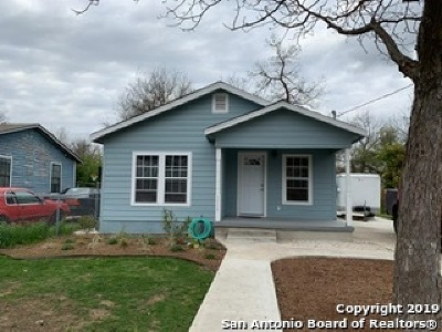 Bexar County Single Family Home For Sale: 1115 Crystal