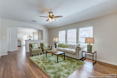 Canyon Springs Single Family Home For Sale: 25723 Tranquil Rim