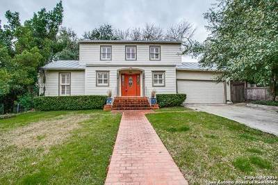 Single Family Home For Sale: 744 Grandview Pl