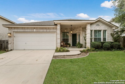 Helotes Single Family Home For Sale: 8715 Redwood Bend