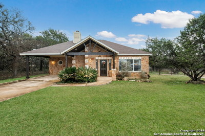Spring Branch Single Family Home Price Change: 147 Rockingshire Court
