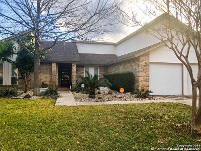 San Antonio Single Family Home Active Option: 2442 Blue Quail St