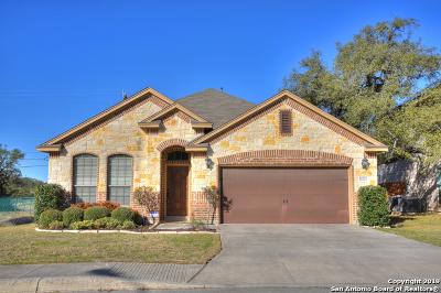 San Antonio Single Family Home For Sale: 21703 Seminole Oaks