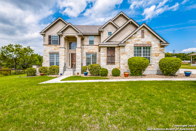 Helotes Single Family Home For Sale: 11507 Viridian Pl