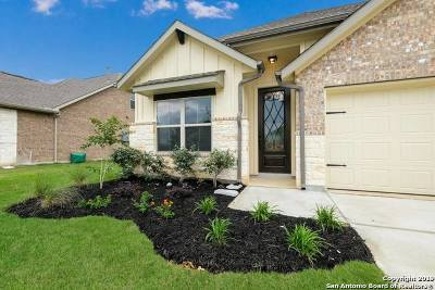 Schertz Single Family Home For Sale: 2033 Market Trail