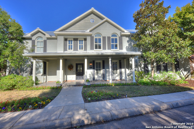 San Antonio Single Family Home Price Change: 5 Thornhurst