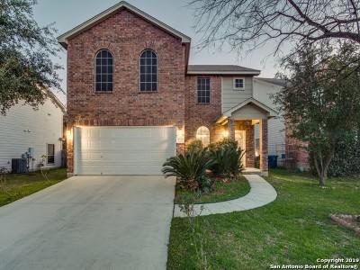 San Antonio Single Family Home Active Option: 9102 Hilltop Crossing Dr