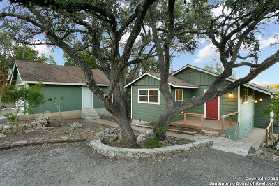Spring Branch Single Family Home For Sale: 1537 Winding Creek Trail