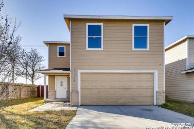 Bexar County Single Family Home Active Option: 12502 Kava Knoll