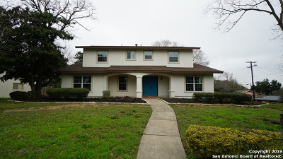 San Antonio Single Family Home Back on Market: 3223 Bent Bow Dr