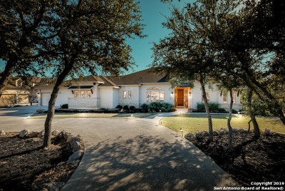 Fair Oaks Ranch Single Family Home Active Option: 9007 Jodhpur Dr
