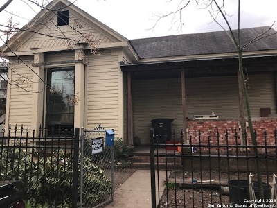 Government Hill Single Family Home Back on Market: 312 Quitman St