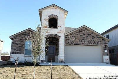 Schertz Single Family Home For Sale: 3132 Beacon Glen