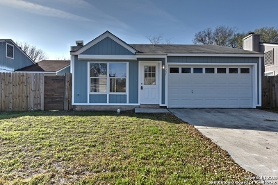 Single Family Home Active Option: 6357 Village Club