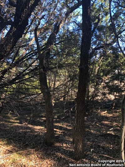 Canyon Lake Residential Lots & Land Active Option: 327 Moss Oak Rd