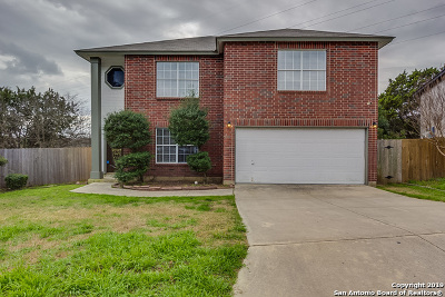 San Antonio Single Family Home Price Change: 9514 Silver Elm Pl