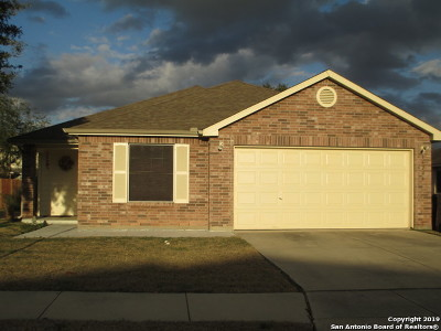 Selma Single Family Home Active Option: 16206 Appaloosa Oak